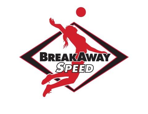 BASpeed Volleyball logo - Revised 10 30 12